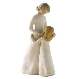 Willow Tree - Figure Mother and Daughter