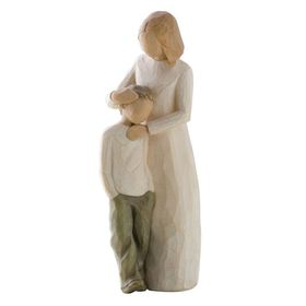 Willow Tree - Figure Mother and Son