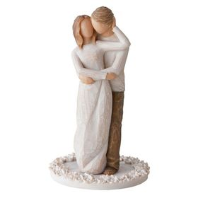 Willow Tree - Cake Topper Together