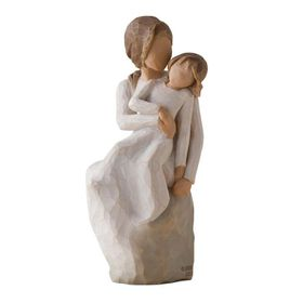 Willow Tree - Figure Mother Daughter