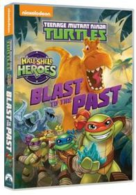 Half-shell Heroes: Blast to the Past (DVD)