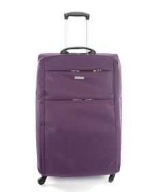 Travelite Travel Smart Trolley Case 68cm - Purple