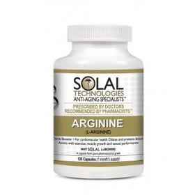 Solal Arginine-L 700mg - 120s
