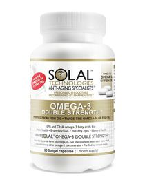 Solal Omega 3 Double Strenght - 60s