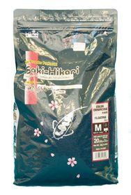 Saki-Hikari Colour Enhancing 2kg Medium Koi Pellet