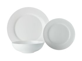 Maxwell and Williams - Cashmere Rim Dinner Set - 12 Piece