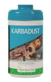 Efekto -  Karbadust Insecticide Dusting Powder - 0.2kg
