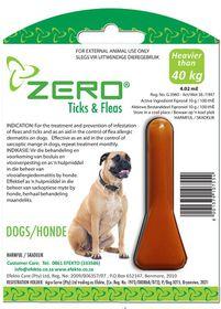 Efekto -  Zero Ticks & Fleas ForExtra-Large Dogs - 4.02ml
