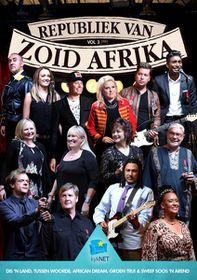 Zoid Afrika Vol 3 (DVD)