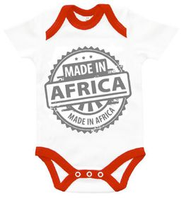 """The Funky Shop - """"Made in Africa"""" Baby Grower"""