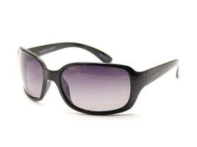Polarized Glider Pandora Sunglasses - Shiny Black