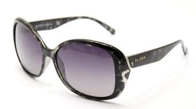 Polarized Glider Bella Sunglasses - Black