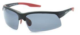 Polarized Glider Asphalt Sunglasses - Black