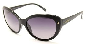 Polarized Glider Amoroso Sunglasses - Black
