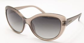Polarized Glider Amoroso Sunglasses - Grey Cateye