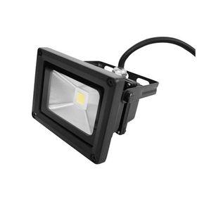 Luceco - LED Floodlight 10 Watt 5000K CCT Black Body - 0.5m