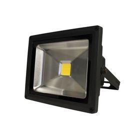 Luceco - LED Floodlight 20 Watt 5000K CCT Black Body - 0.5m