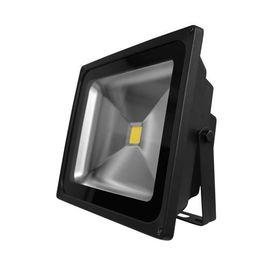 Luceco - LED Floodlight 50 Watt 5000K CCT Black Body - 0.5m