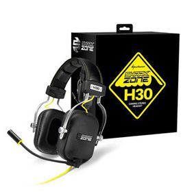 Sharkoon SHARK Zone H30 Robust Gaming Stereo Headset