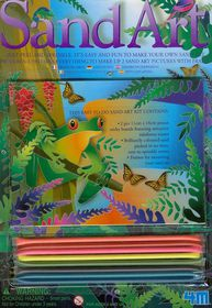 4M Sand Art - Rainforest