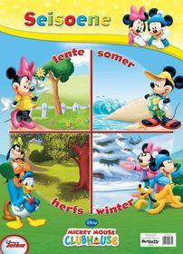 Butterfly Wallchart - Mickey Mouse Seisoene