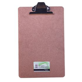 Butterfly Masonite Clipboard