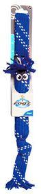 Rogz - Scrubz Small 31.5cm Oral Care Dog Toy - Blue