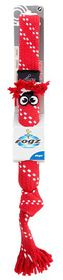 Rogz - Scrubz Small 31.5cm Oral Care Dog Toy - Red