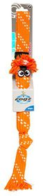 Rogz - Scrubz Large 54cm Oral Care Dog Toy - Orange