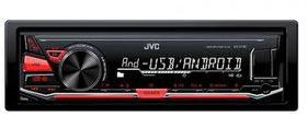JVC KD-X130M Digital Media Receiver with Front USB/AUX Input
