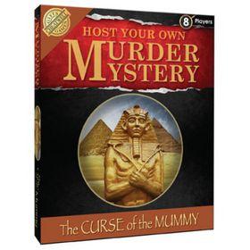 Murder Mystery Curse Of Mummy