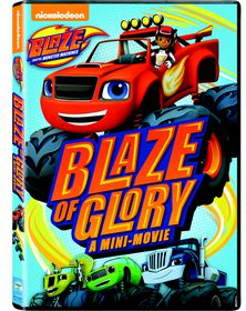 Blaze & The Monster Machines: Blaze Of Glory (DVD)
