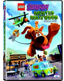 Lego: Scooby-Doo Haunted Hollywood (DVD)
