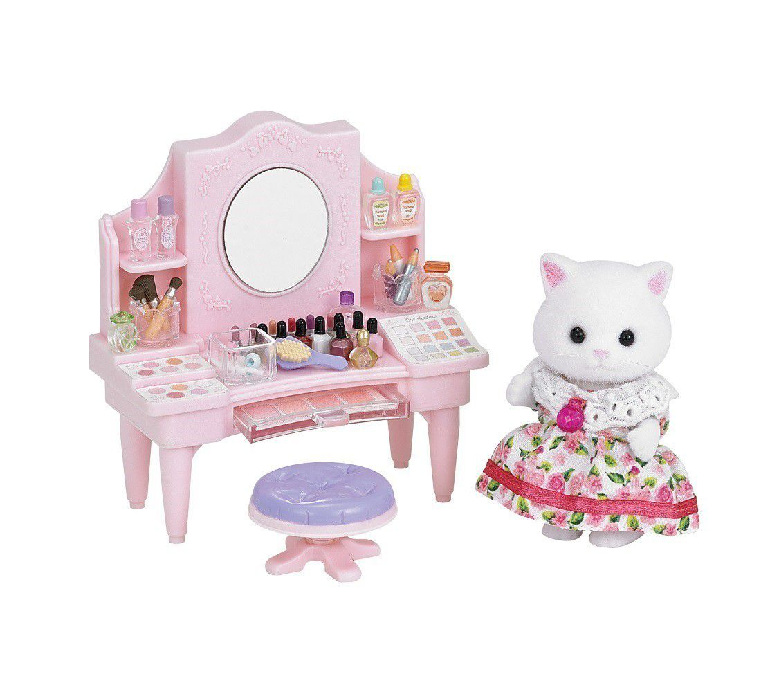 Sylvanian Families Cosmetic Counter. Loading zoom  sc 1 st  Takealot.com & Sylvanian Families Cosmetic Counter | Buy Online in South Africa ...