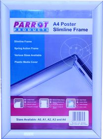 Parrot Poster Frame - A1 Slimline Frame