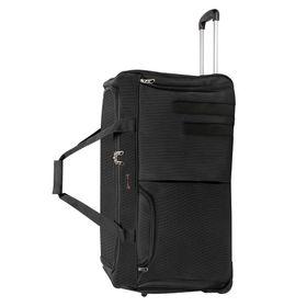 Pierre Cardin Trolley Duffle - 66cm Black