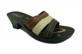 Comfort Couture S4004 Sandal - Brown