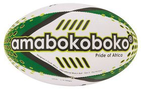 Pride of Africa International Match Ball - Size 5