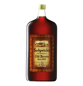 Sedgwick's - Original Old Brown Sherry - Case 12 x 1 Litre