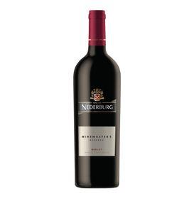 Nederburg - Wine masters Reserve Merlot - Case 6 x 750ml