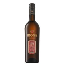 Monis - Full Cream Traditional Sherry - Case 12 x 750ml