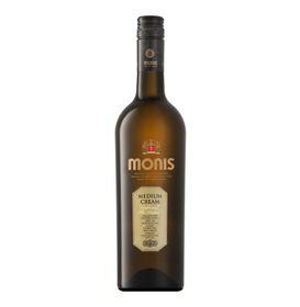 Monis - Medium Cream Traditional Sherry - Case 12 x 750ml