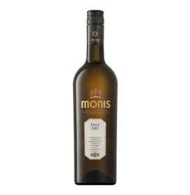 Monis - Pale Dry Traditional Sherry Case - 12 x 750ml