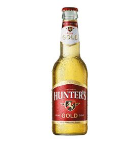 Hunters Gold - Twister Cider - Case 24 x 330ml
