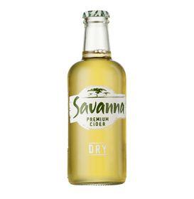 Savanna - Dry Cider - Case 12 x 500ml