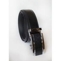 Click Belt with Trigger Buckle + Black Strap