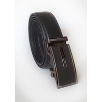 Click Belt with Knight Buckle + Black Strap