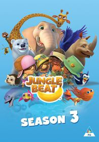 Jungle Beat Season 3 (DVD)