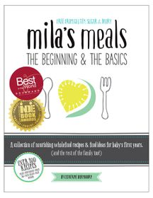 Mila's Meals: The Beginning & The Basics by Catherine Barnhoorn