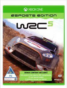 WRC5 Esports Edition (Xbox One)